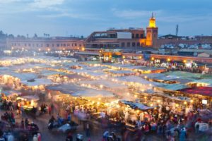 SOUTHERN MOROCCO AND HIGH ATLAS
