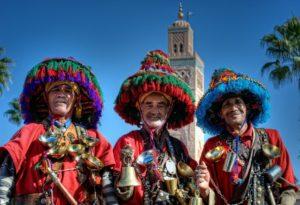 Day Transfer Fez Marrakech